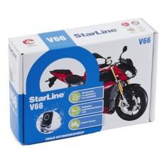 Мотосигнализация StarLine V66