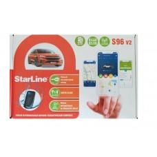 StarLine S96 V2 BT 2CAN+4LIN (2SIM)