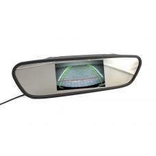 Автомобильный монитор зеркало EC-505