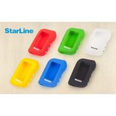 Чехол силиконовый для брелка StarLine А63/A93